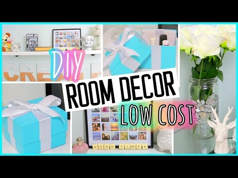 Do-it-yourself Place DECOR! Very low expense tasks & recycling ideas!