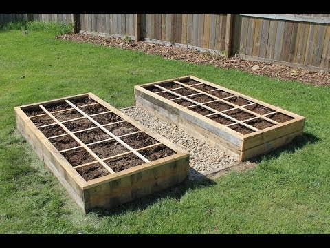 Making a Elevated Mattress Back Garden Utilizing Wooden Pallet
