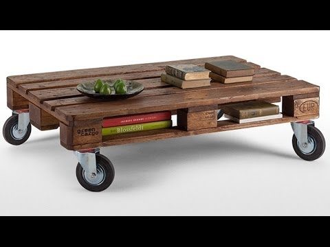 Do it yourself Pallet Funiture Tips – Aspect 2 – Wood Pallet Inspiration