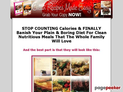 Clean Recipes Made Easy