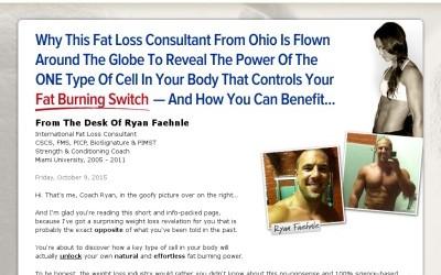 Ryan Faehnle's Fat Loss Solution