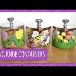 Do it yourself Repurposed Knob Lid Containers – HGTV Handmade