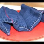 Do it yourself Craft RICE BAG Denim repurpose upcycle Scorching heating pad Cold pack