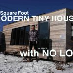 210 Sq. Foot Modern Day Tiny House Property- WITH NO LOFT!