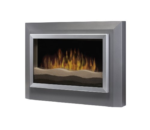 Dimplex EWF SS Sahara Electric Wall Mounted Fireplace