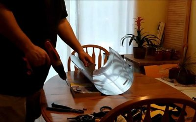 DIY Homemade Aquaponics / Hydroponics CFL Grow Light Fixture