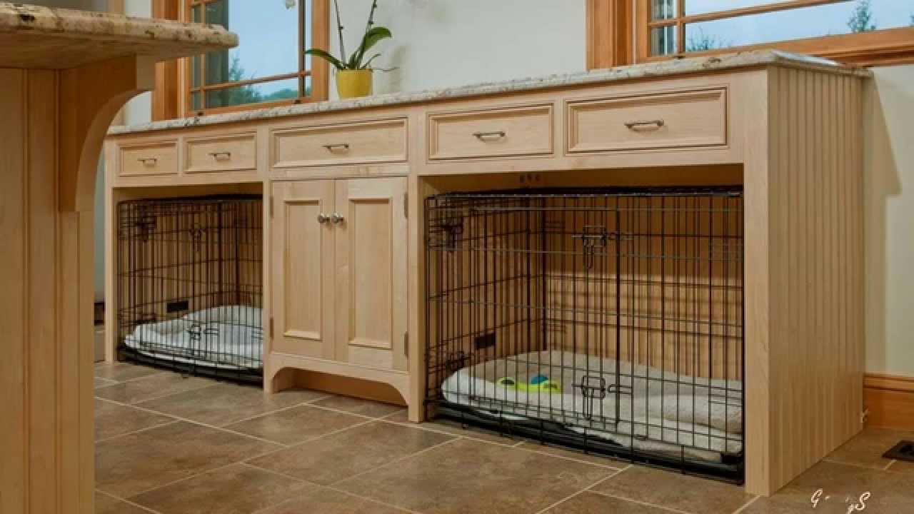 Smart dog crate ideas freecycle for Creative crates