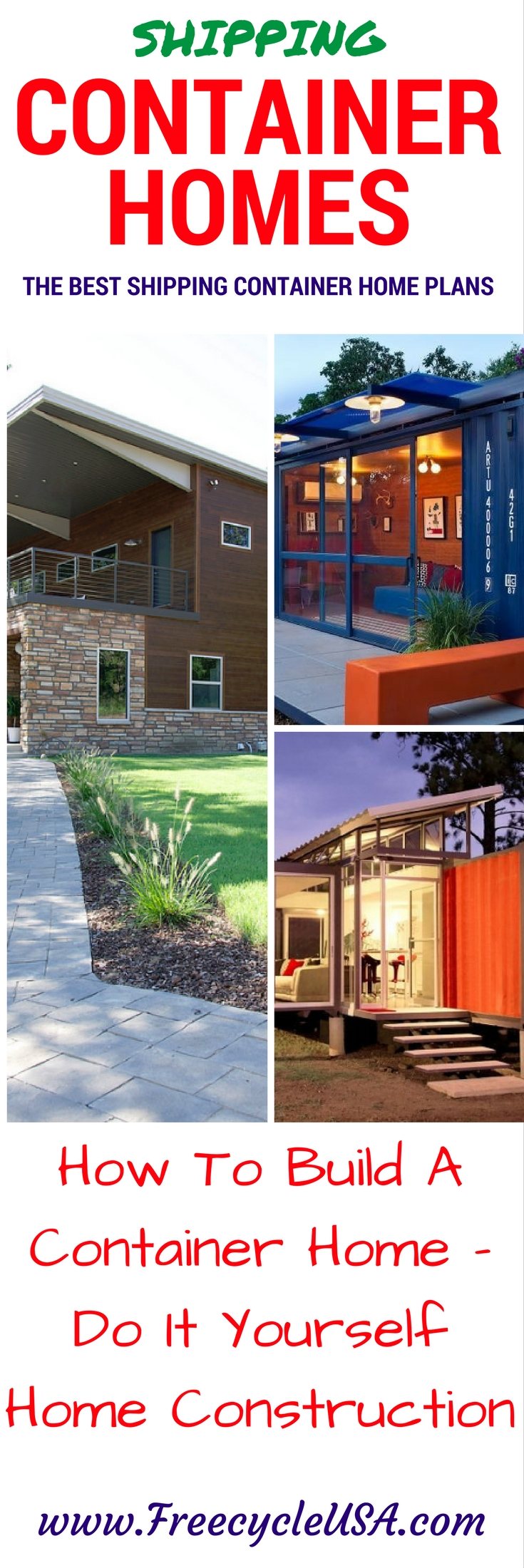Freecycle usa - Container homes usa ...